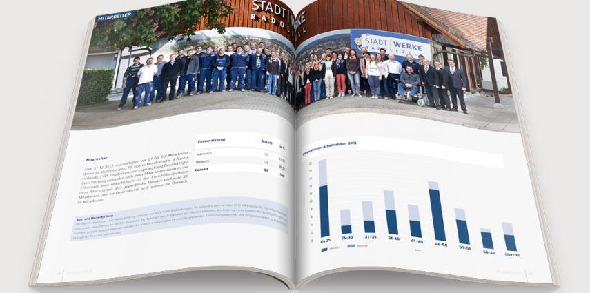 Geschäftsbericht der Stadtwerke Radolfzell