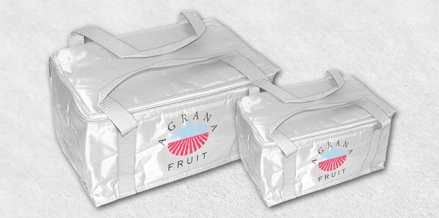 Kühltaschen als Kundenpräsente für AGRANA