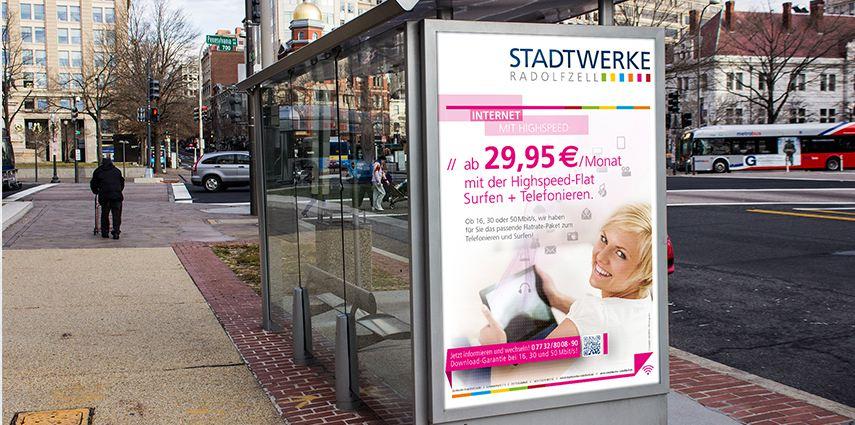 Marke Gentile gewinnt Pitch <br />der Stadtwerke Radolfzell